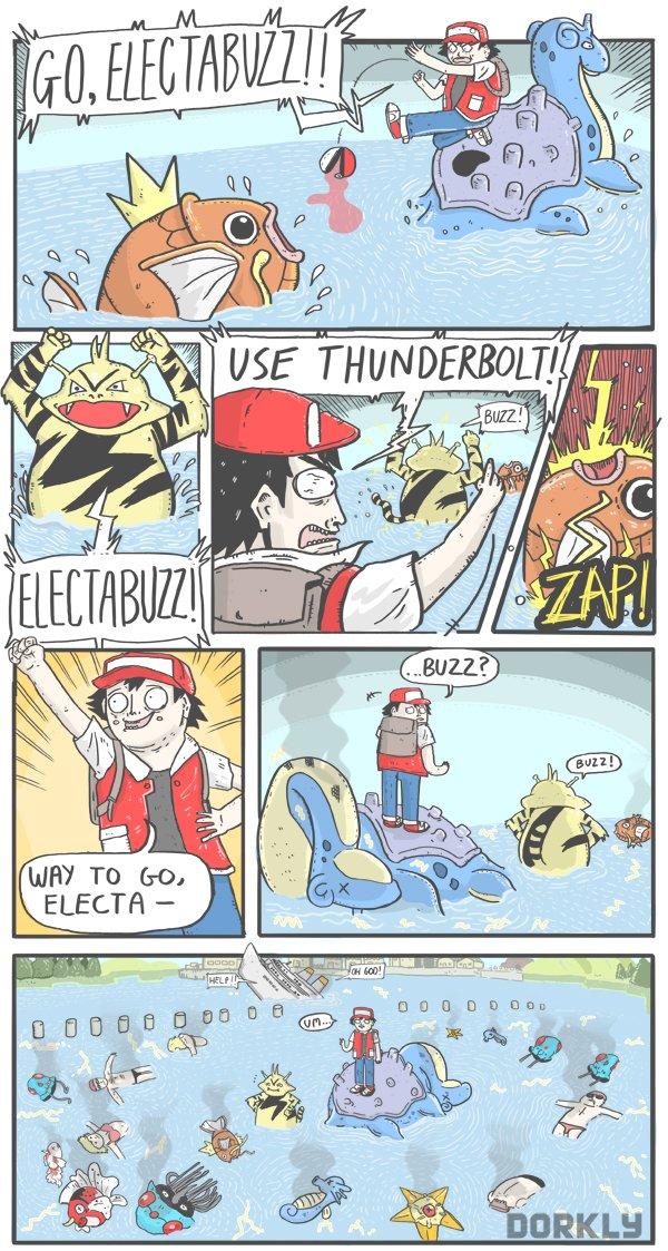 Pokemon Buzzkill