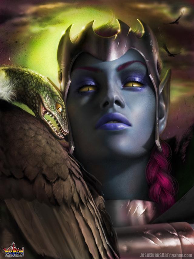 Queen Merla