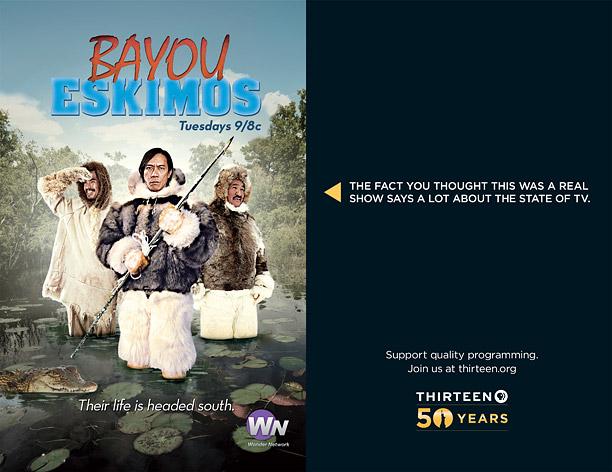 Bayou Eskimos