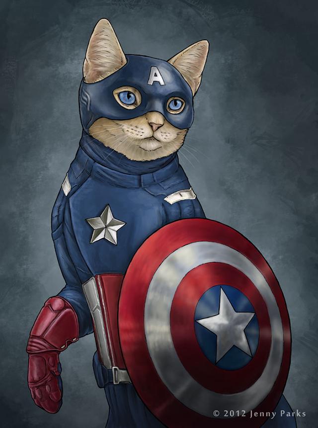 Captain Catmerica
