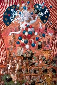 Debt and Her Debtors by Molly Crabapple