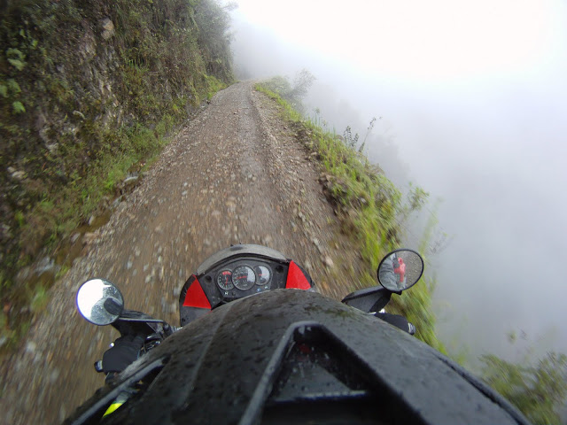 Modern Motorcycle Diaries
