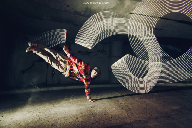 Breakdance Baby by Joanna Jaskolska