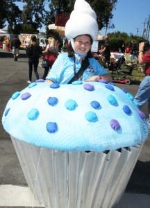 Motorized Cupcake