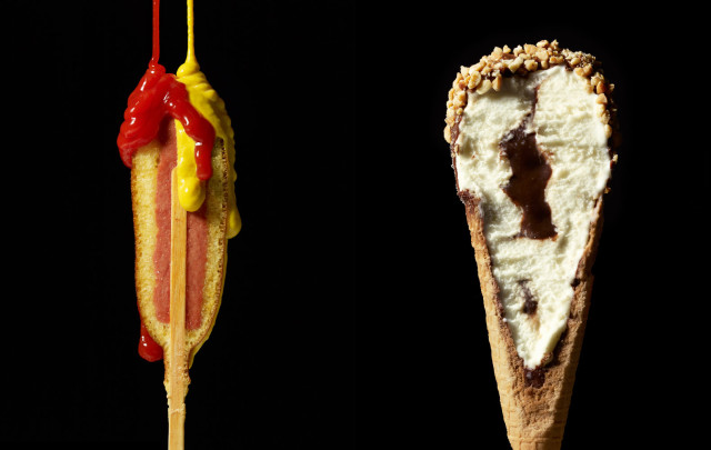 Cut Foods by Beth Galton and Charlotte Omnes