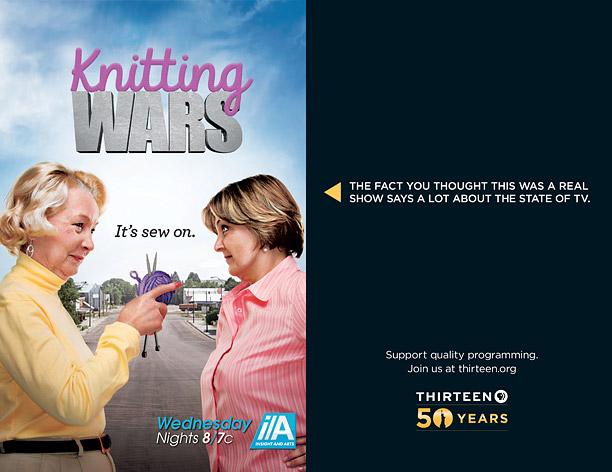 Knitting Wars