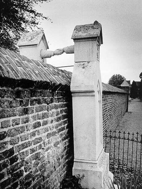 Old cemetery roermond