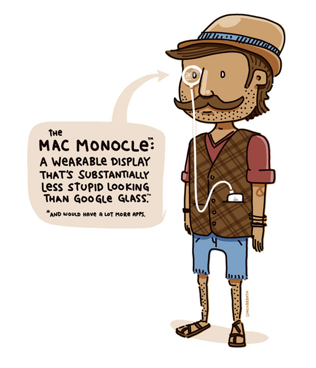 Mac Monocle