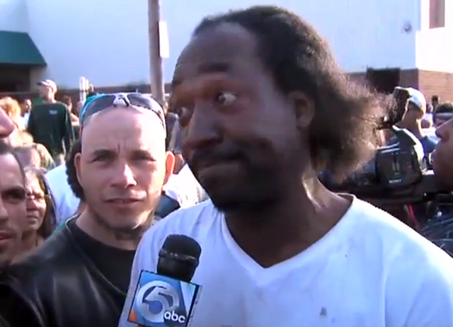 Local Hero Charles Ramsey Gives Awesome Interview After Saving 3 Abducted Girls From Neighbor's Home in Cleveland