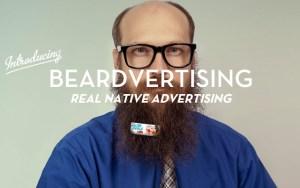 Beardvertising