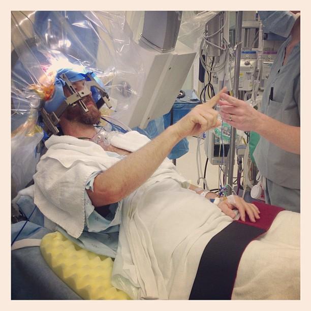 UCLA brain surgery