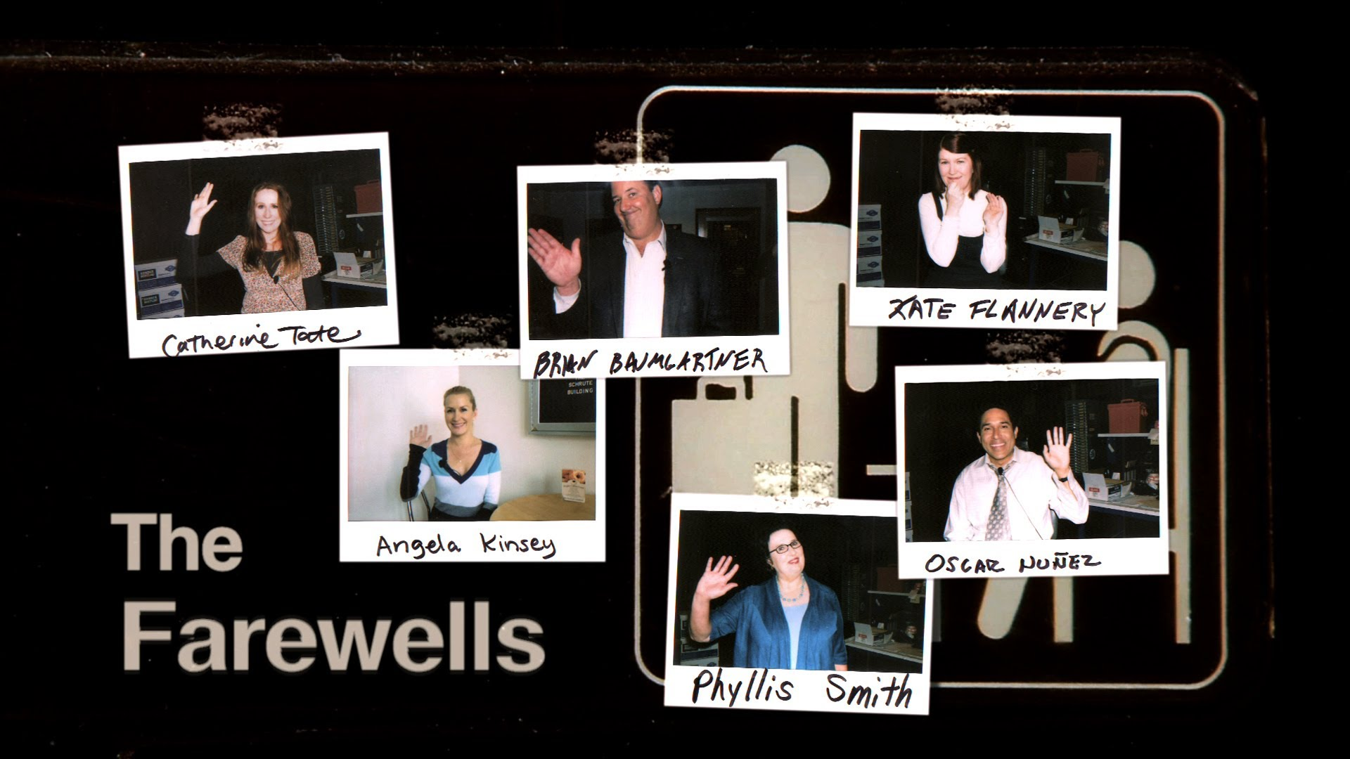 Cast Members of 'The Office' Give Their Emotional Farewells, Part 2