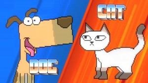 Cat vs Dog Fighting Game