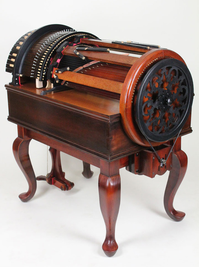 The Wheelharp