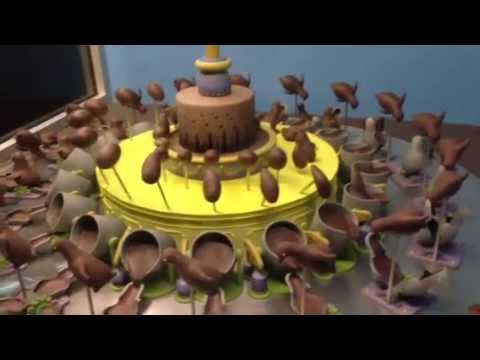 chocolate zoetrope at the phillip island chocolate factory. Black Bedroom Furniture Sets. Home Design Ideas