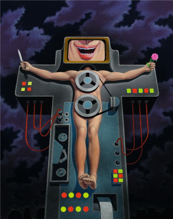 A Clockwork Orange Alternative Poster 1