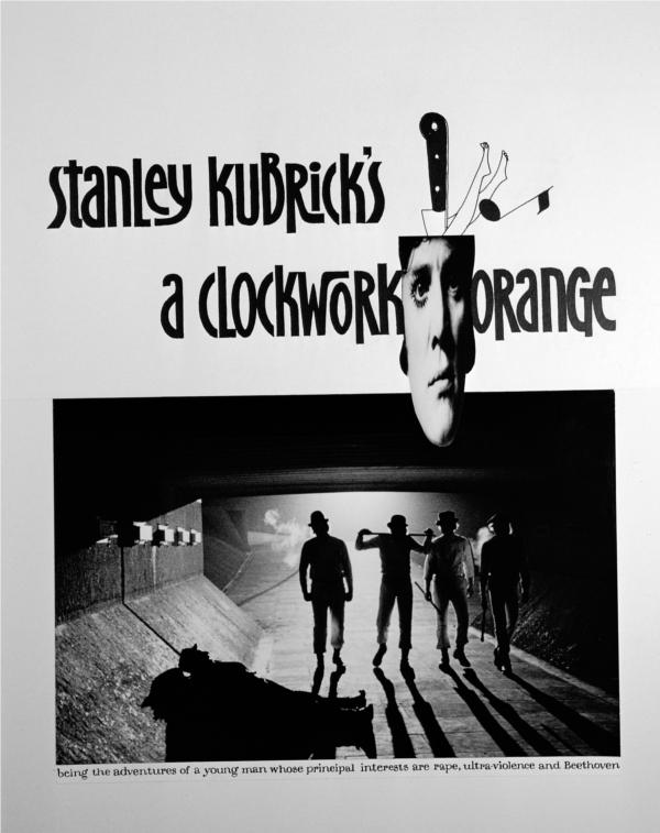 A Clockwork Orange Alternative Poster 2