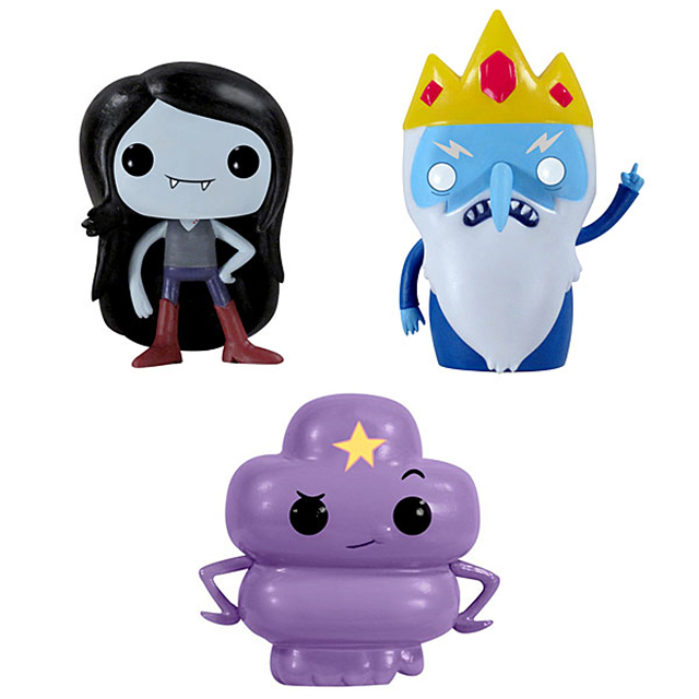Adventure Time Vinyl Figures