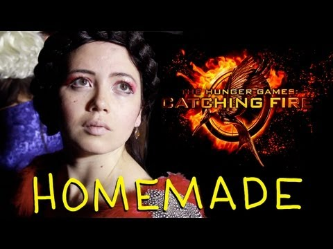 Homemade Remake of 'The Hunger Games: Catching Fire' Trailer
