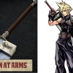 How to Make Cloud Strife's Buster Sword From the 'Final Fantasy' Video Game Series