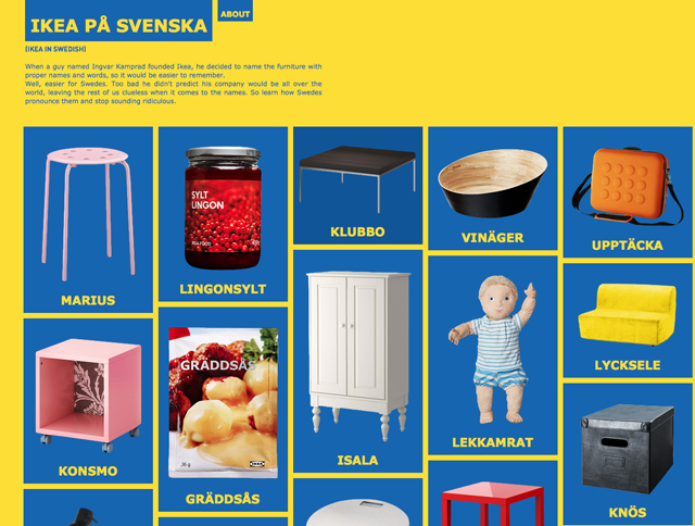 ikea in swedish a pronunciation guide for ikea product names