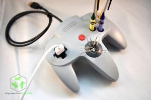 Nintendo 64 Controller Desk Mate
