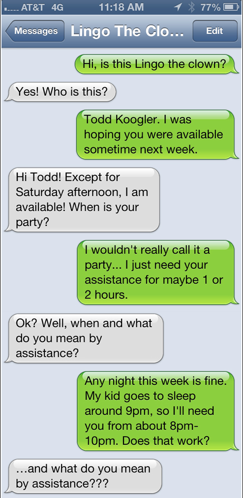 Textastrophe, A Blog Dedicated to Trolling People Who Post Their Phone Numbers in Public