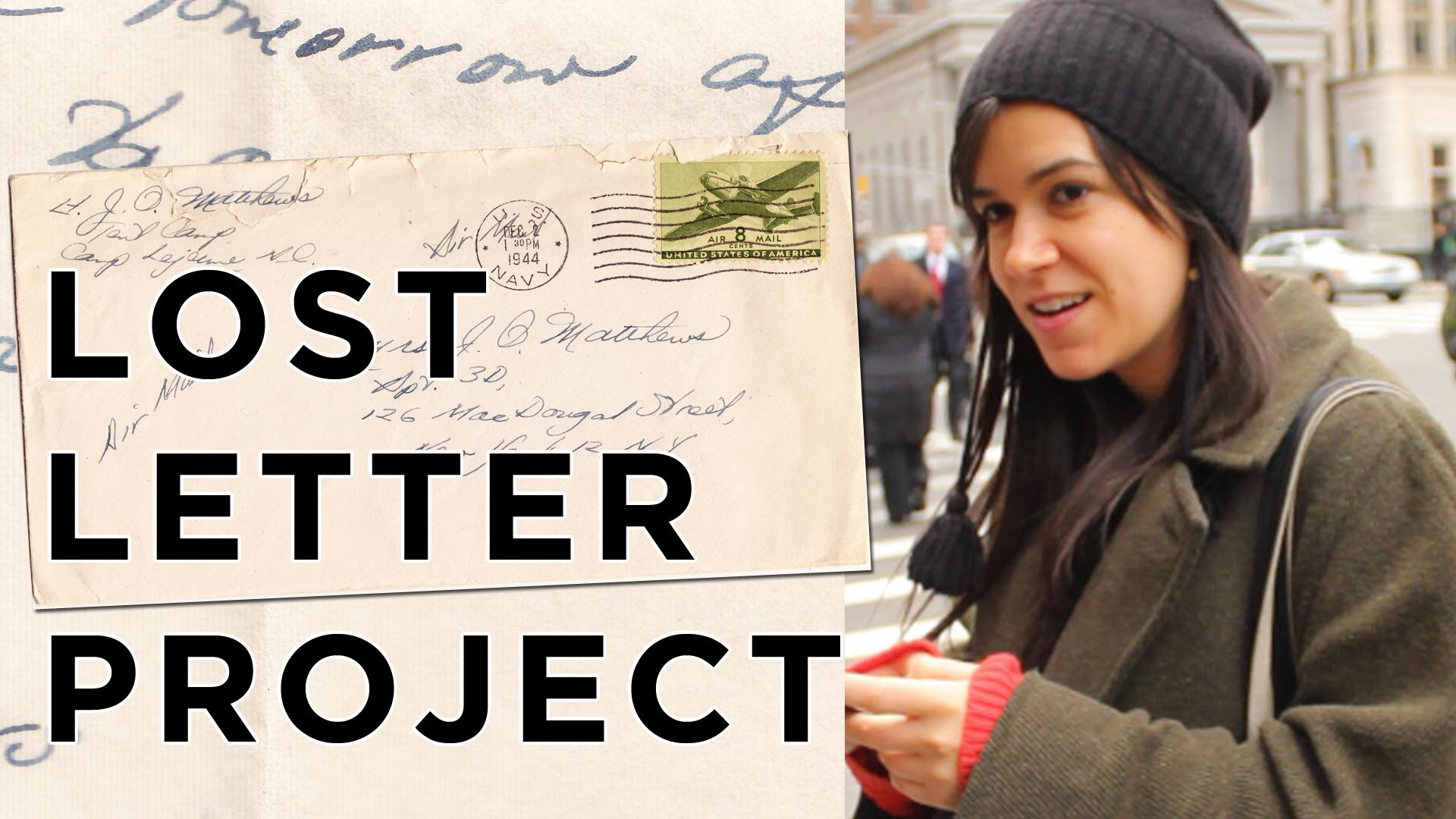 Lost Letter Project Aims to Find the Intended Recipient of Mail