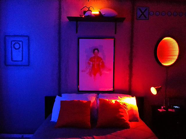 The Portal Bedroom