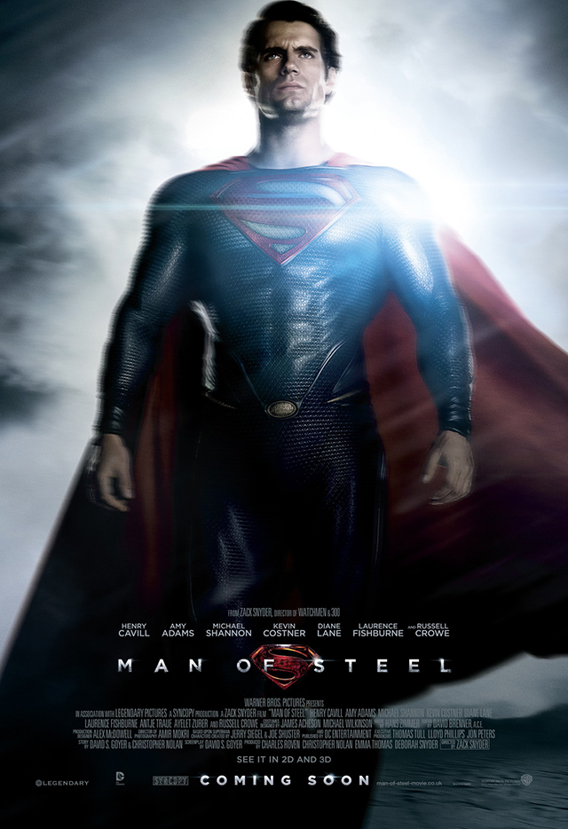 Henry Cavill as Kal-el