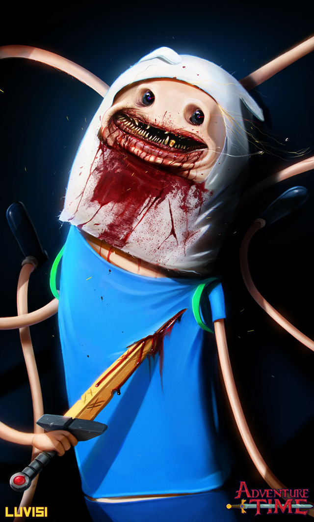 Nightmare Finn