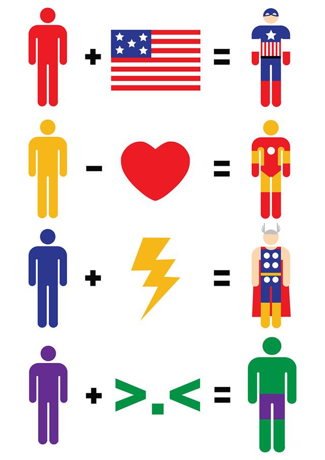 Avengers Maths