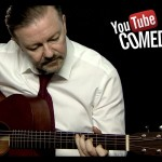 Ricky Gervais Teaches Guitar as David Brent From the UK Version of 'The Office'