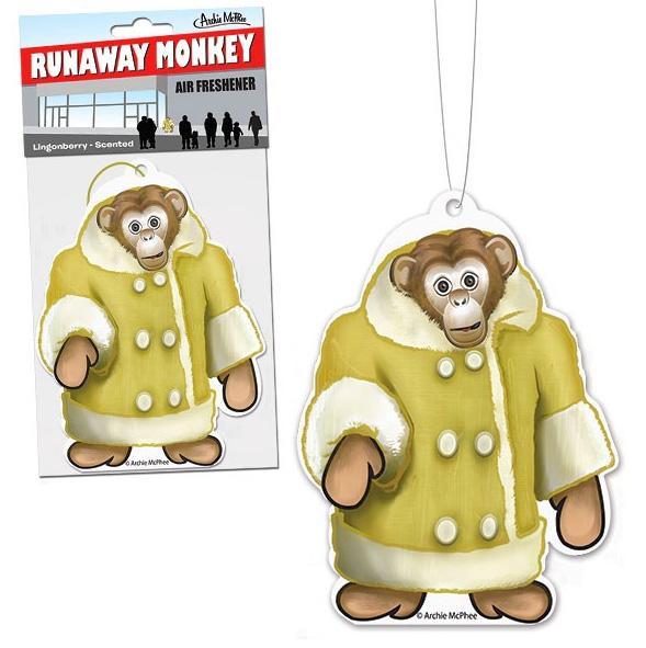 Runaway Monkey