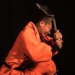 Shaolin Warriors Performing Extremely Fast Acrobatics in Slow Motion