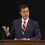 Stephen Colbert Gives Keynote Speech to 2013 University of Virginia Graduating Class