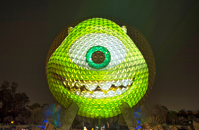 EPCOT Monsters