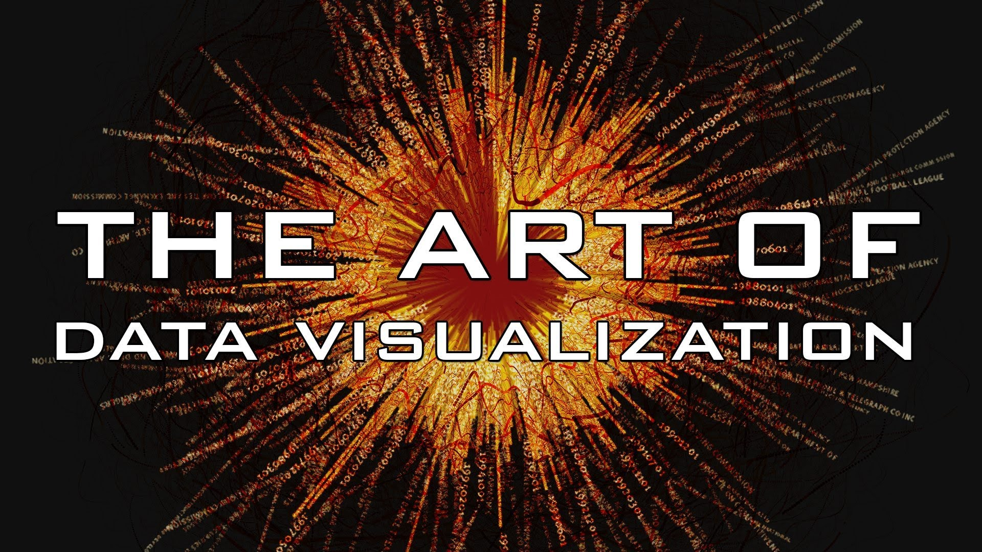 The Art of Data Visualization by PBS Arts: Off Book