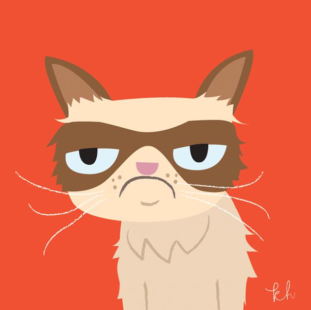 Kathleen Grumpy Cat