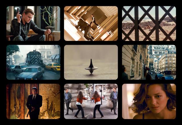 9 Film Frames