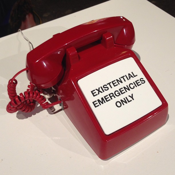 Existential Emergency Phone