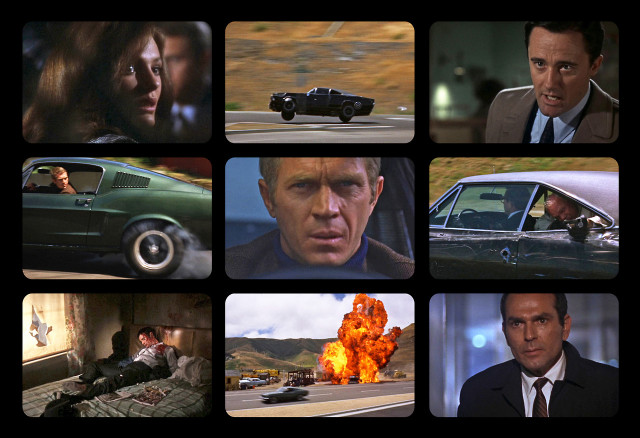 9 Film Frames, Famous Movies Distilled Into 9 Frames