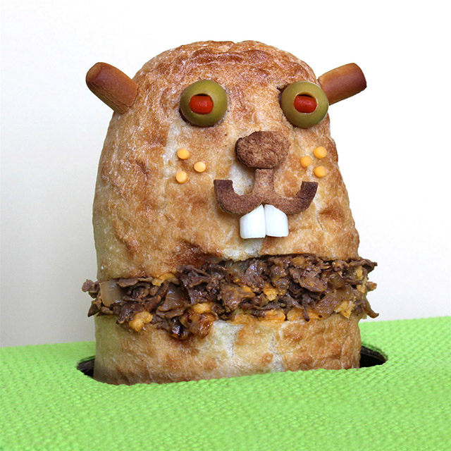 Sandwich Monsters, Delicious Photos of Creative Sandwich Creatures