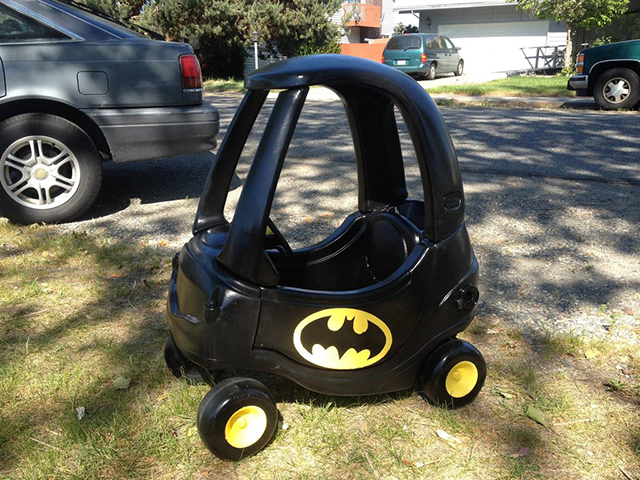 Boogers Batmobile