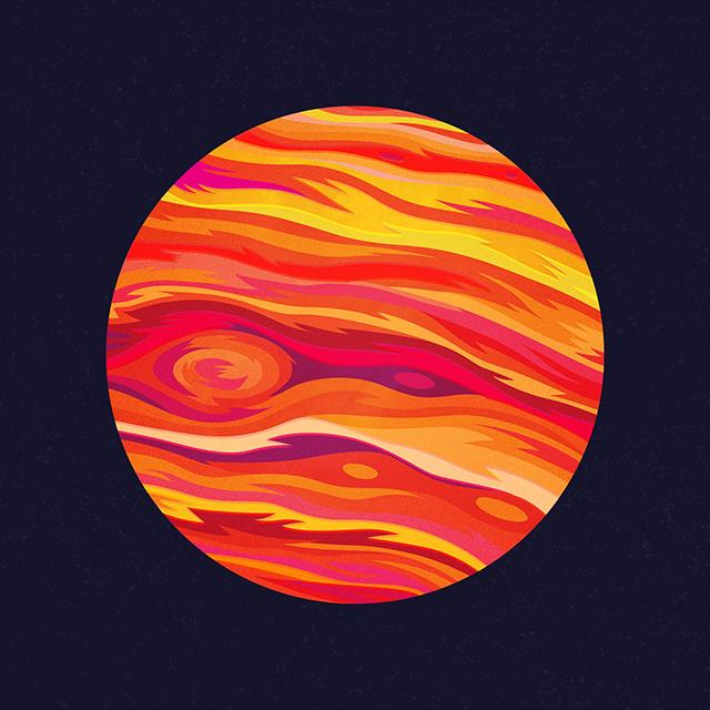 Space! by Joe Van Wetering