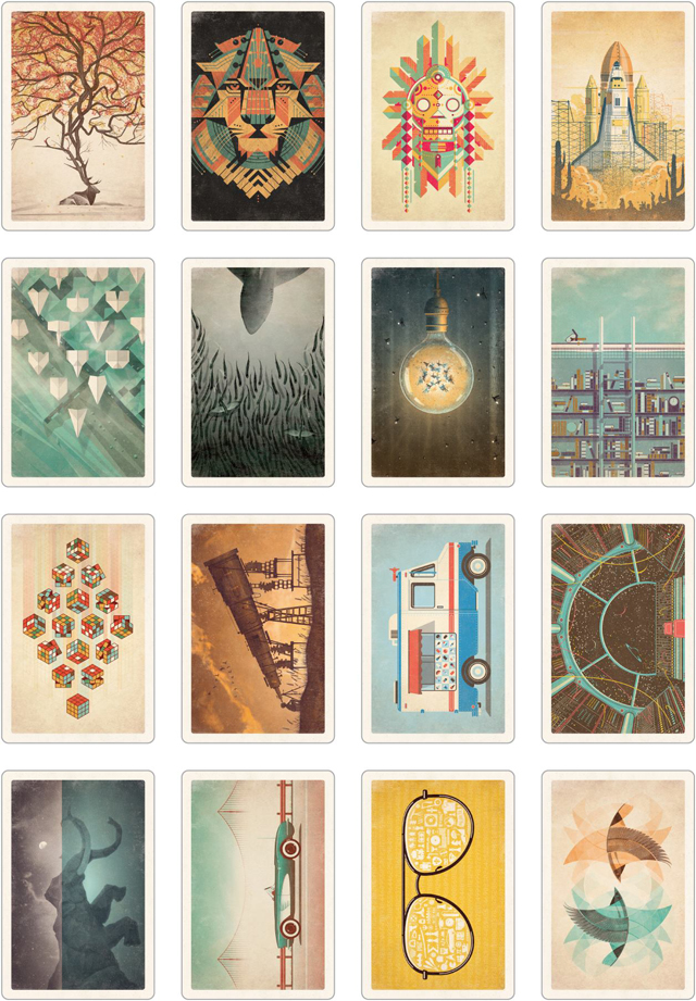 DKNG Postcards 2