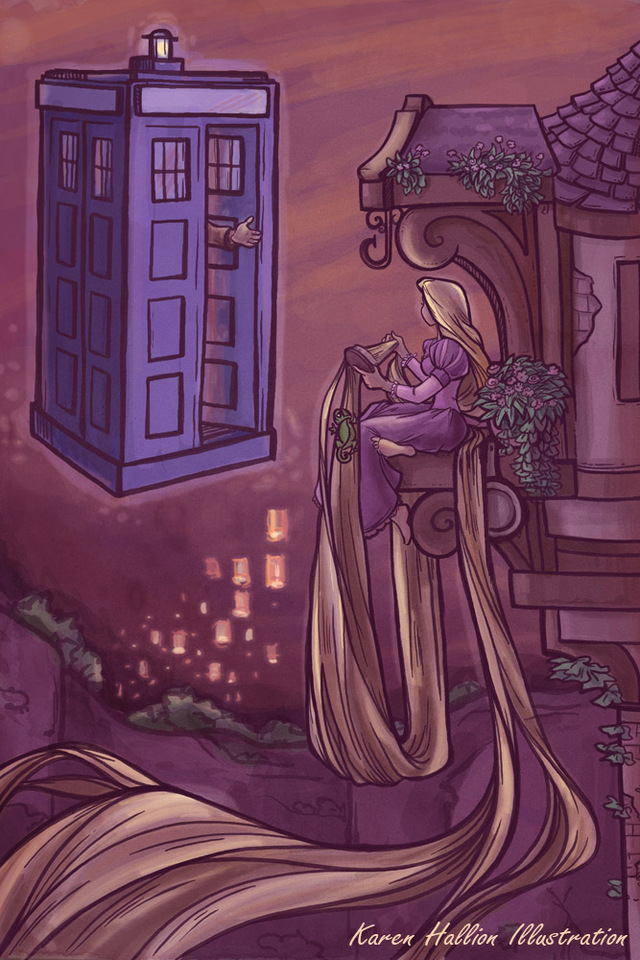 Disney Doctor Who