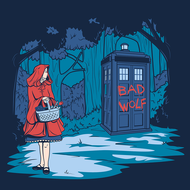 Doctor Who Meets Snow White iphone case