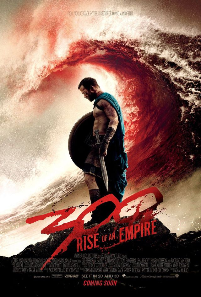 300: Rise of an Empire, A 300 Spin-Off Based on Frank Miller's 'Xerxes'