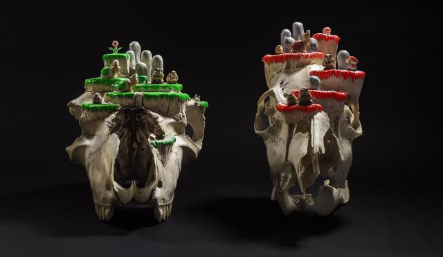 Super Mario Skulls